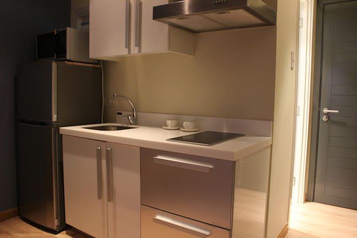 A4 Studio Unit Makati Knightsbridge residence - Makati - Casa