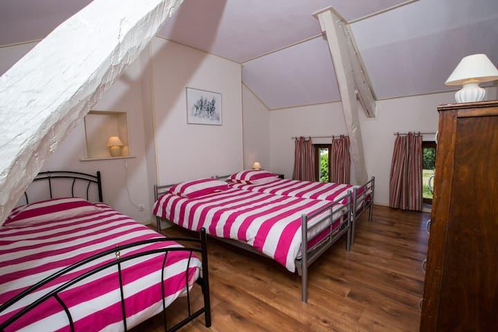 Luxe vakantiehuis in de Auvergne
