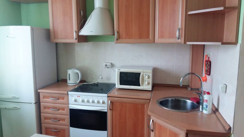 Квартира на ул. Борсоева, 69а