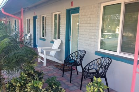 Location, location, location! - Gulfport - Appartement