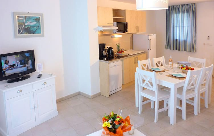 Apartment residence Apparthotel Golf de la Cabre d'Or - 7453
