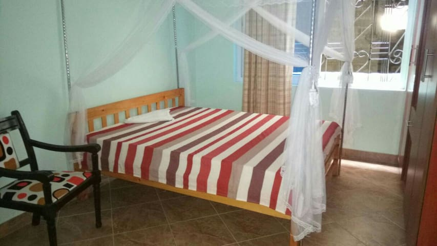 Budget stay in Mombasa with swahili break fast.