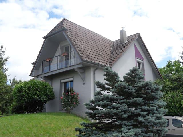 La maison des rencontres - Hartzviller