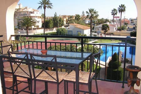 Apartment Golden Park close to the beach in Denia