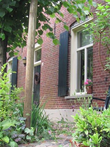 'Huis van de Zon' veel privacy, grote zonnige tuin - Aalten - Daire