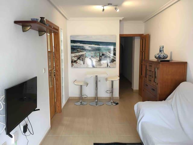 Flat in Guardamar/Piso en Guardamar/Wohnung.