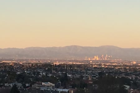 "Million Dollar View LA ""Treehouse"""