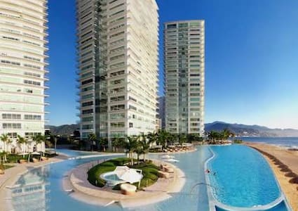 PENINSULA PUERTO VALLARTA - Puerto Vallarta - Wohnung