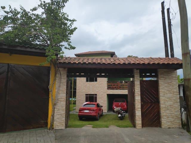 Garagem para 4 carros