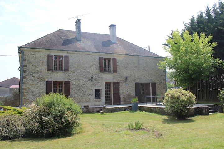 Vakantiehuis in de Champagnestreek - Trémilly - Villa