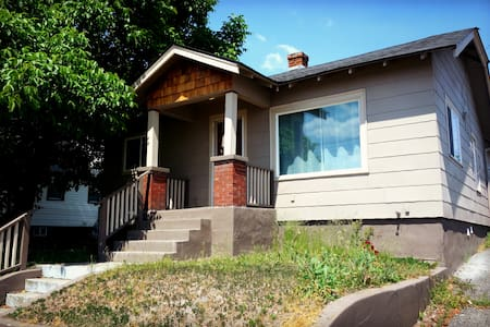 Cute Remodeled Home Minutes From Downtown Spokane! - Spokane
