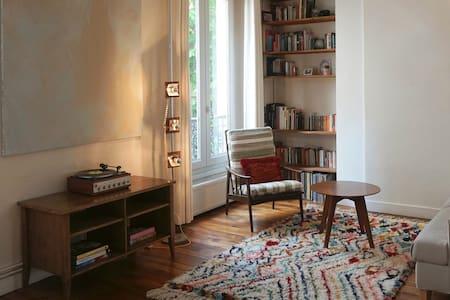 Beautiful Parisian apartment in the heart of Paris - Париж - Квартира