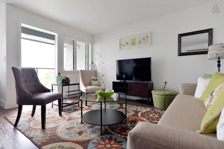 Heart of Seattle, Water & city view - Seattle - Apartamento
