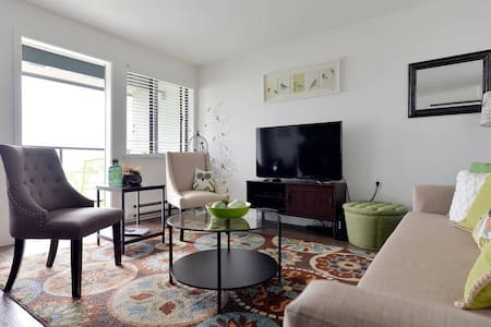 Heart of Seattle, Water & city view - Seattle - Appartement