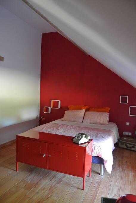les murmures de sandra suite haribo chambres d 39 h tes. Black Bedroom Furniture Sets. Home Design Ideas