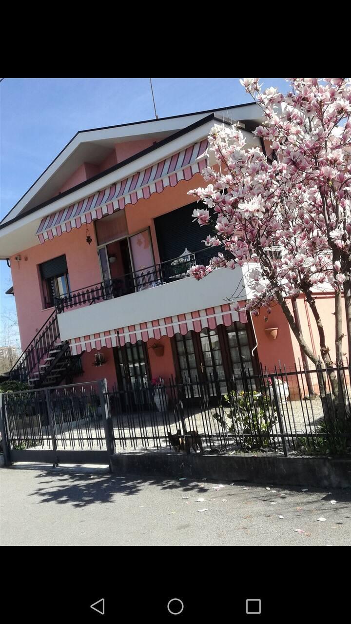 Celin house, casa a 2 min dall aeroporto di TV