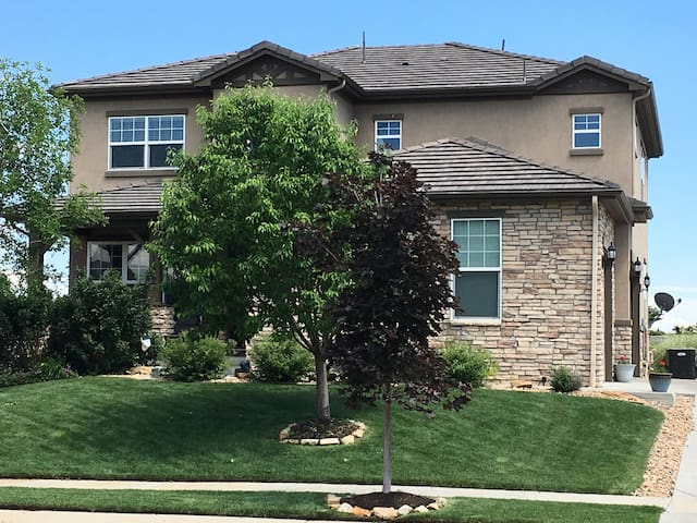 Broomfield Beauty near Denver and Boulder - Broomfield - Rumah