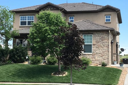 Broomfield Beauty near Denver and Boulder - Broomfield - Casa