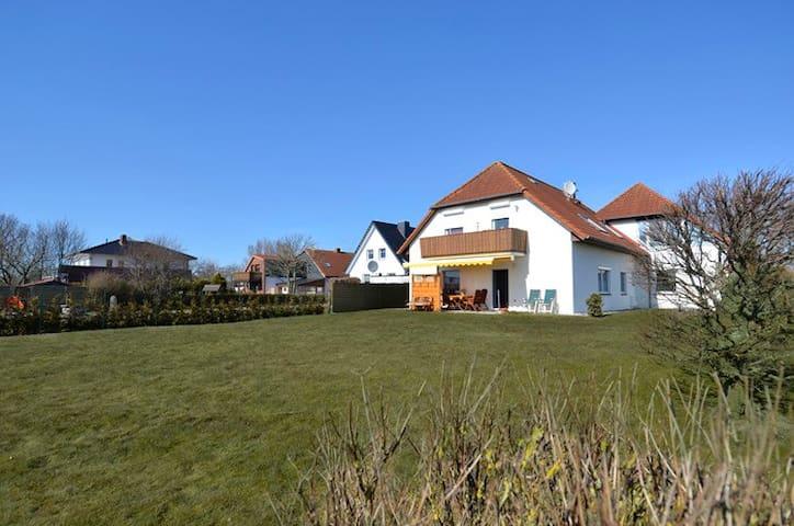 4 Sterne Ferienwohnung Christiani im Cuxland - Wurster Nordseeküste - Apartment