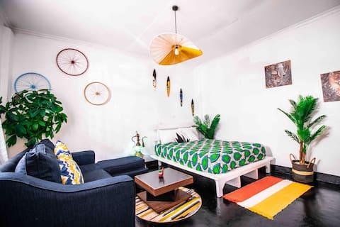 Zuri Spacious Studio Nairobi apartment