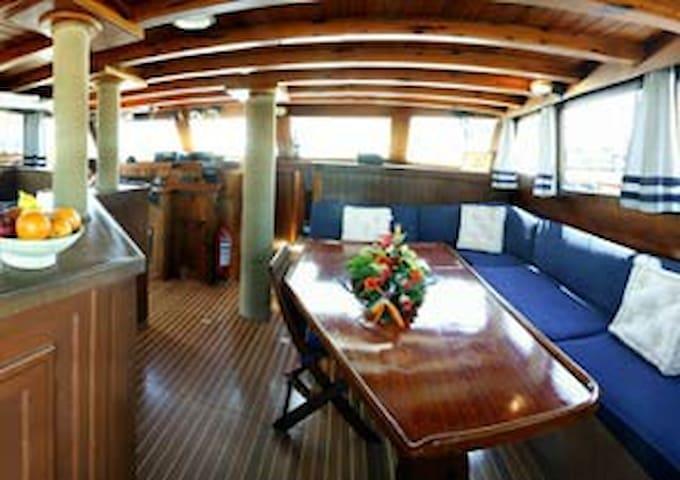 Goleta verde- Precio por persona en cabina doble - L'Ametlla de Mar - Barca