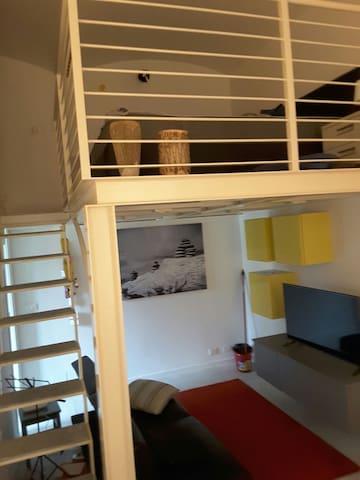 Mini loft centro Torino - Torino - Flat