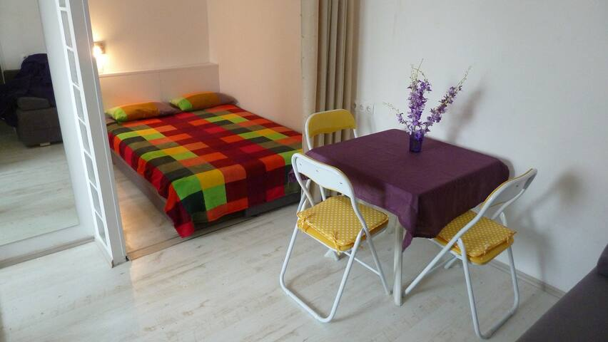 A lovely studio apartment for 3 - Novi Vinodolski - Wohnung