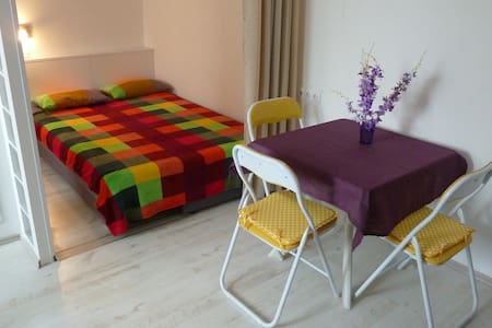 A lovely studio apartment for 3 - Novi Vinodolski