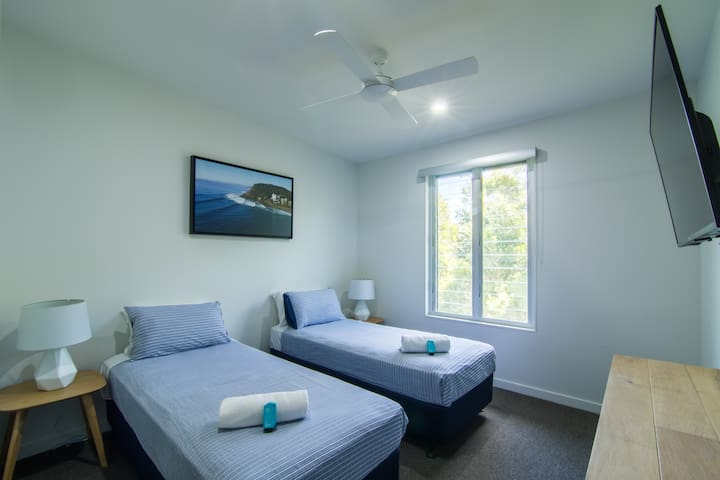 Private Twin Share Room in High Performance Centre