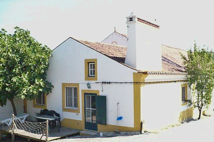 Idyllic Farmhouse in Montemor-o-Novo with Swimming Pool