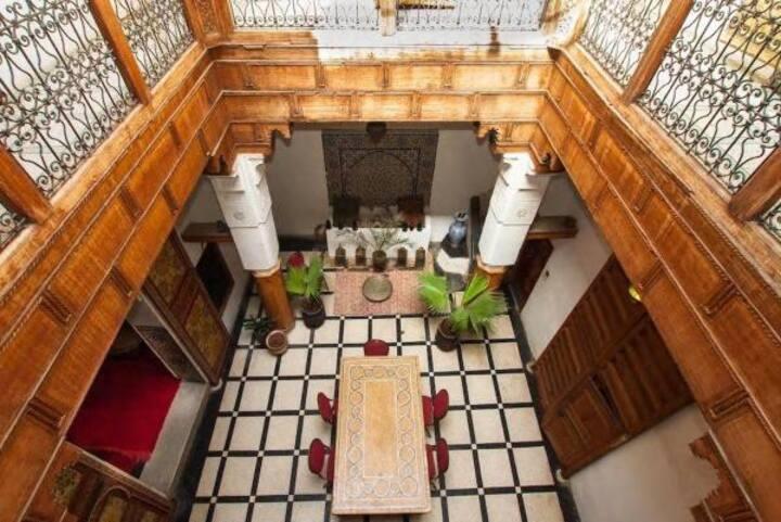 Dar Rbab - Medina Room