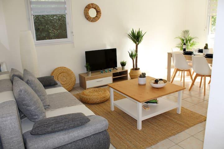 Très bel appartement au calme dans le pays Aixois