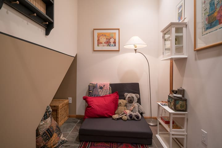 """""""Harry Potter"""" cozy sleeping and relaxing space"""