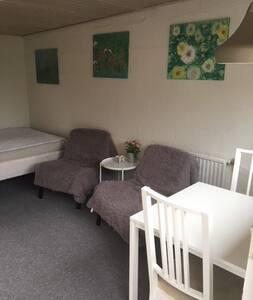 Hyggelig anneks/1. Værelses lejlighed i Skagen