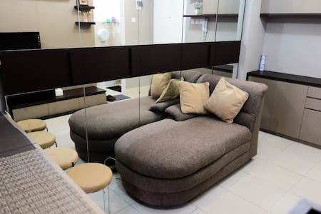 【中文OK】GREENBAY★PLUIT★WiFi★AC★2BR★30MiN AIRPORT