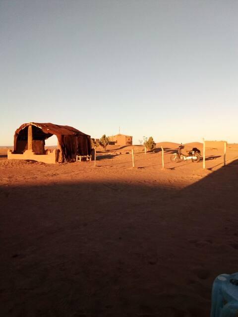 Ahmed Berber Camp