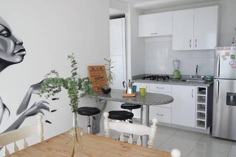New apartment w/ Bay view @Mamonal #BELOCALAGENCY