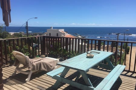 Cozy apartment in front of the sea. - cabaña 5 - Appartamento