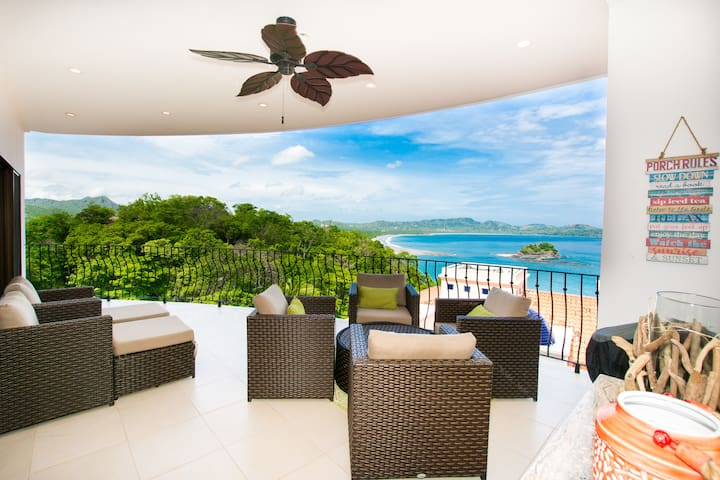 Stunning Ocean View, 2 Pools, Flamingo & Conchal