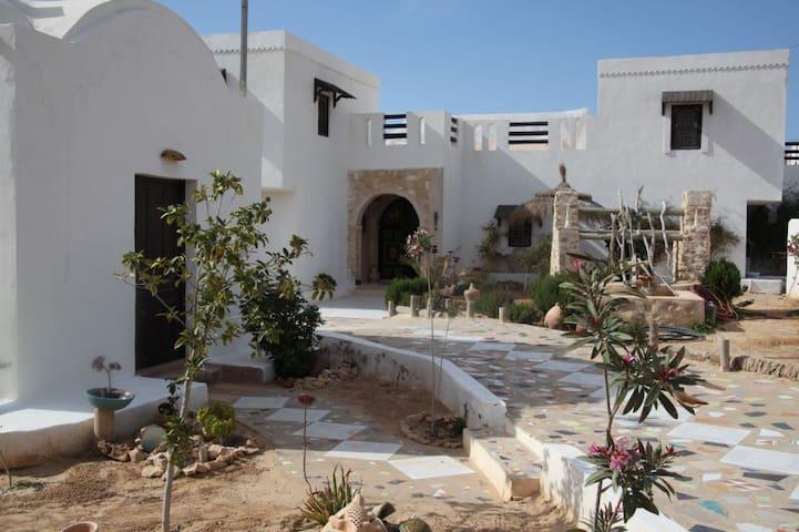 Magnifique Maison à Louer à Djerba