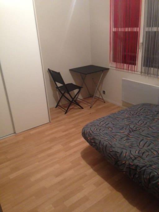 chambre privee proche du centre de merignac appartements louer m rignac aquitaine. Black Bedroom Furniture Sets. Home Design Ideas