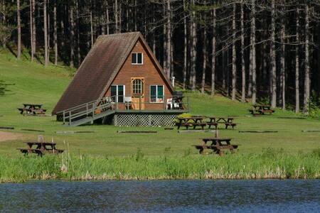 Bens Lake Chalet