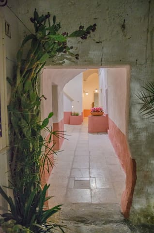 AFFITTACAMERE CORTE MARCHESE - Presicce - Bed & Breakfast