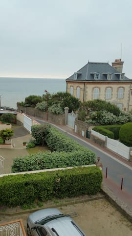 2 pièces charmant à 50m de la mer - Saint-Pair-sur-Mer - Apartment
