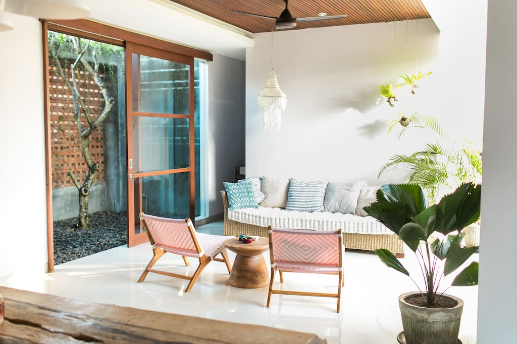 Open Air Living Room