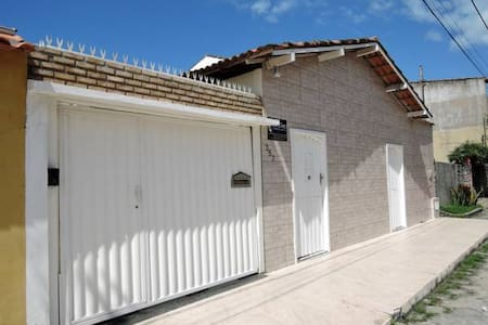 Paul casa de praia and Nemodive school - Santa Cruz Cabrália - Domek gościnny