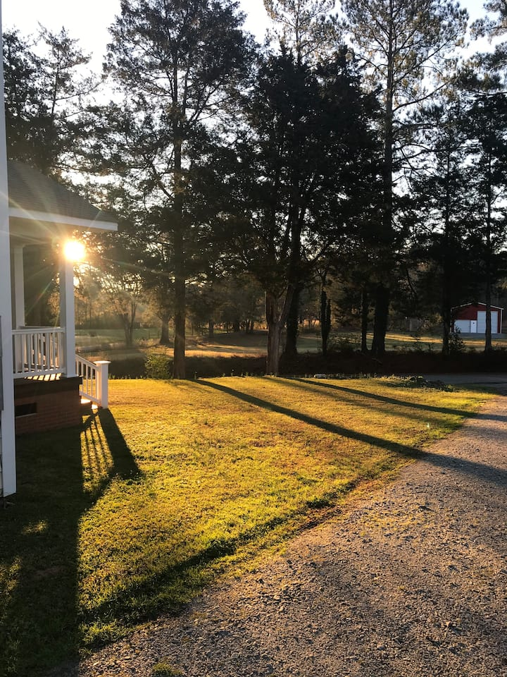Master's Tournament Rental/Quiet Country Retreat