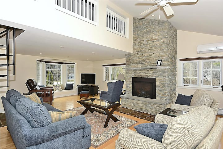 Renovated Historic Home, North of Village!  Wide open views of Mt. Mansfield