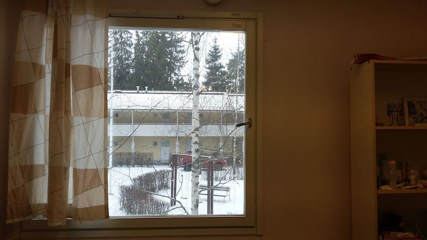 Cosy nest in  the winter wonderland - Imatra