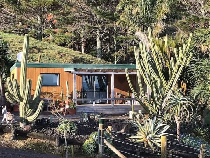 Papamoa Hills Cacti Cabin